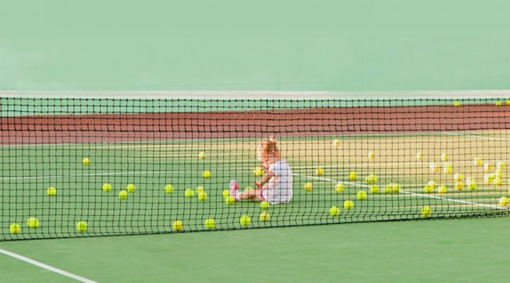 گالری عکس تنیس