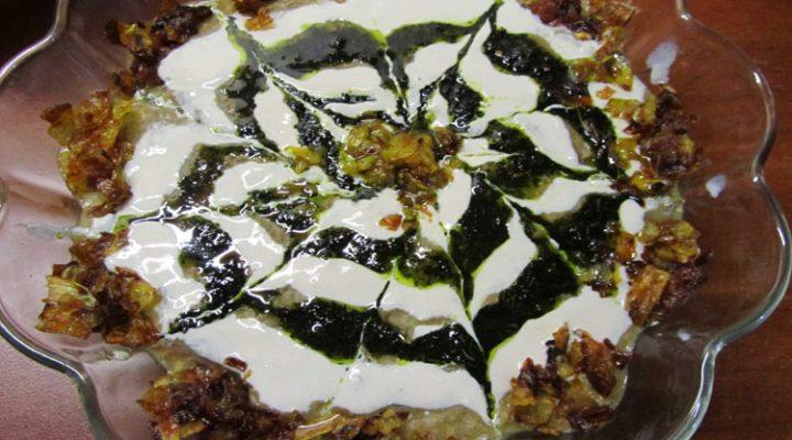 گالری عکس غذا های سنتی ایرانی