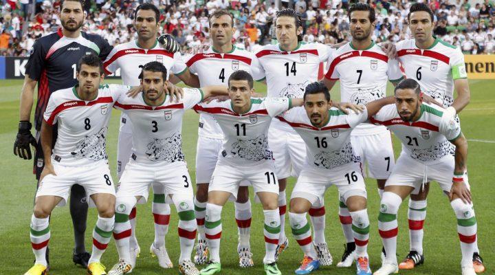 گالری عکس تیم ملی ایران در جام جهانی ۲۰۱۴