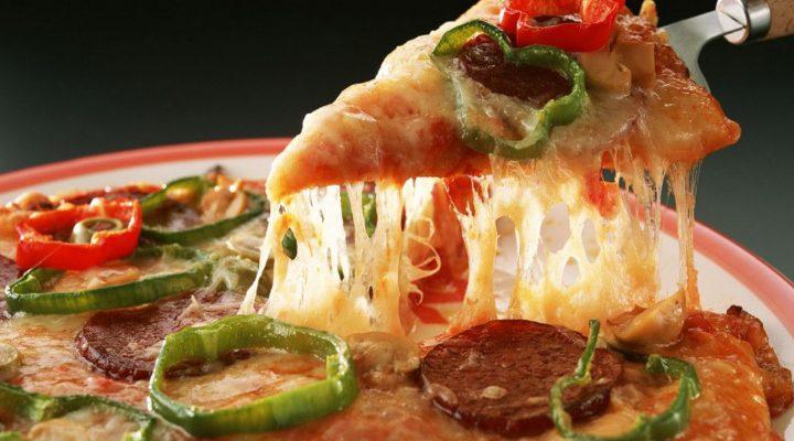 گالری عکس پیتزا