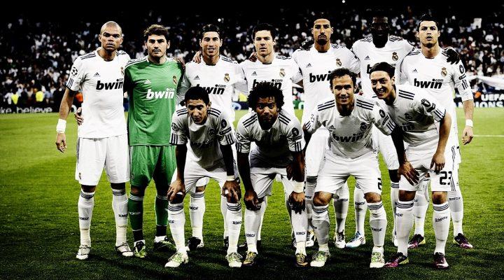 گالری عکس تیم رئال مادرید