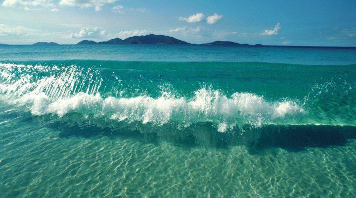 گالری عکس موج دریا