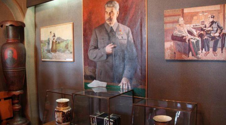 گالری عکس موزه استالین گرجستان