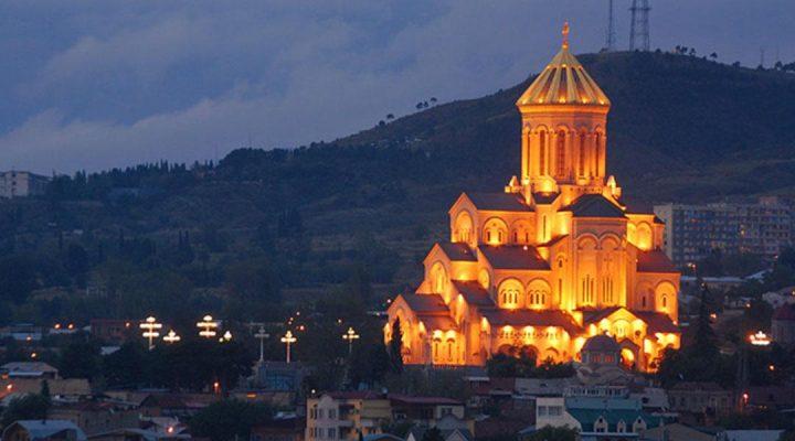 گالری عکس کلیسای سامبا در گرجستان