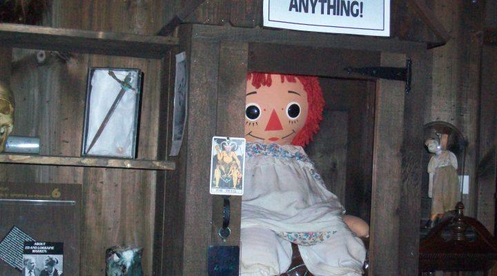 گالری عکس عروسک آنابل