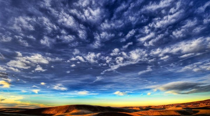 گالری عکس آسمان ابری