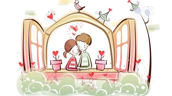 گالری عکس زوج عاشقانه فانتزی