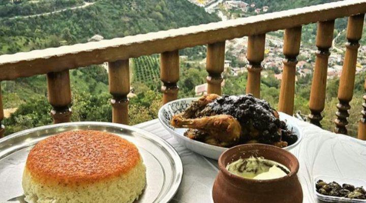 گالری عکس رستوران خاور خانم