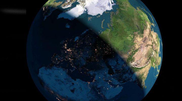 گالری عکس سیاره زمین