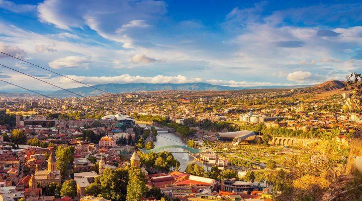 گالری عکس شهر تفلیس در گرجستان