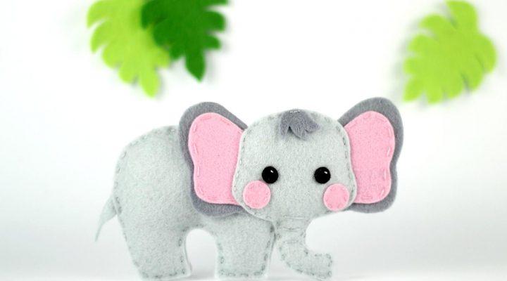 گالری عکس فیل نمدی