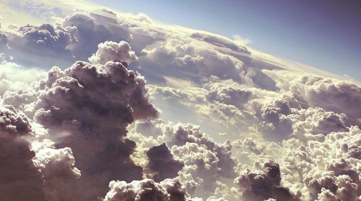 گالری عکس آسمان طوفانی