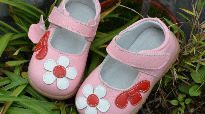 گالری عکس کفش بچه گانه دخترانه