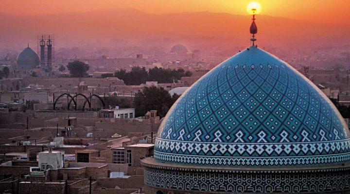 گالری عکس مسجد جامع یزد