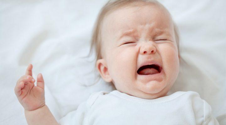 گالری عکس گریه نوزاد