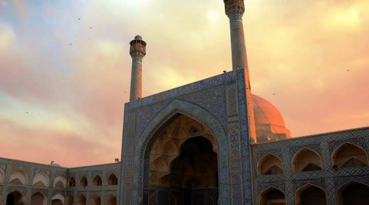 گالری عکس مسجد جامع اصفهان ۲