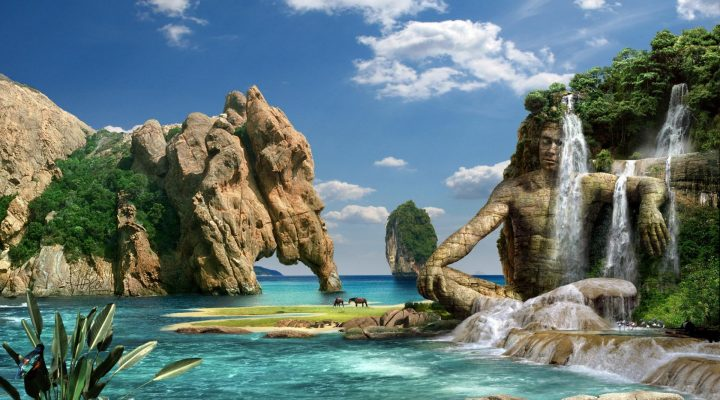 گالری عکس آبشار