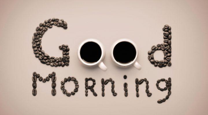 گالری عکس good morning