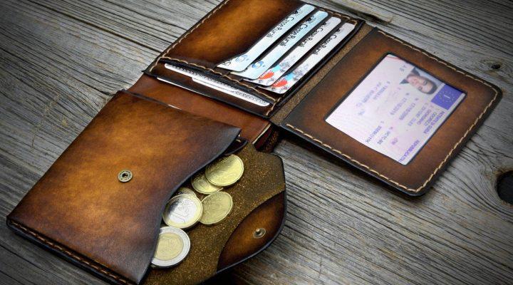 گالری عکی کیف پول مردانه