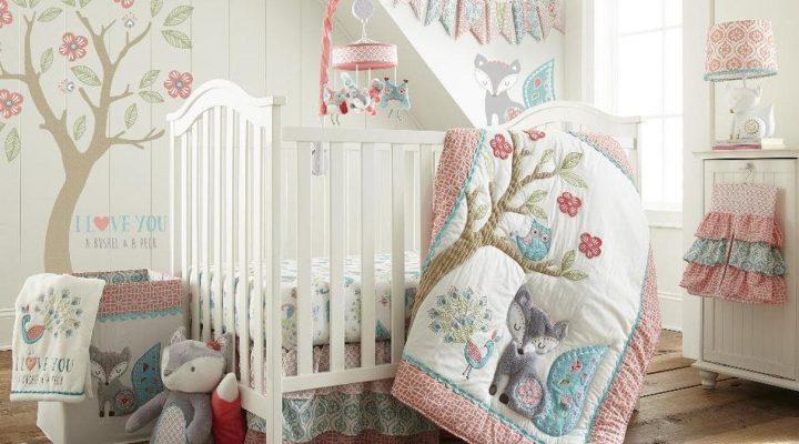 گالری عکس روتختی نوزاد ۱