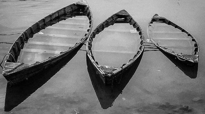 گالری عکس مینیمال سیاه و سفید