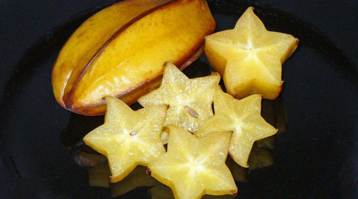 گالری عکس میوه ستاره