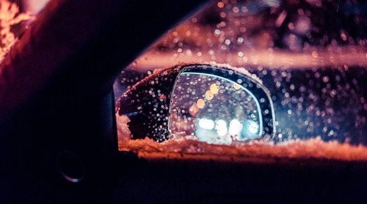 گالری عکس ماشین در برف