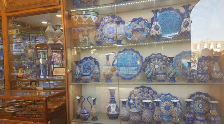 گالری عکس بازار اصفهان (۱)