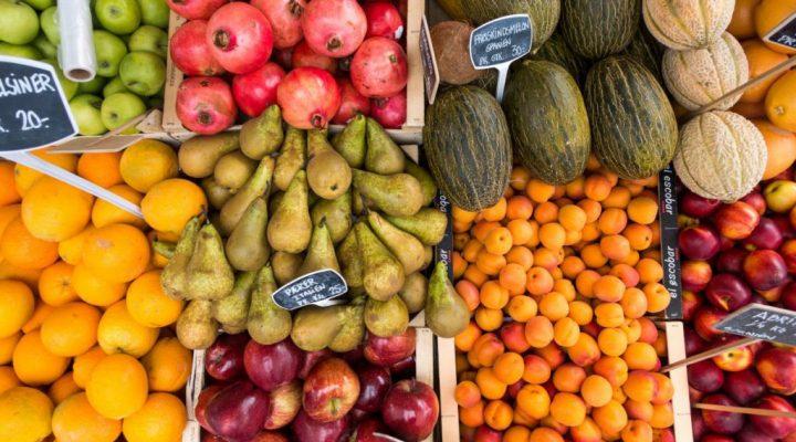 گالری عکس سبزیجات