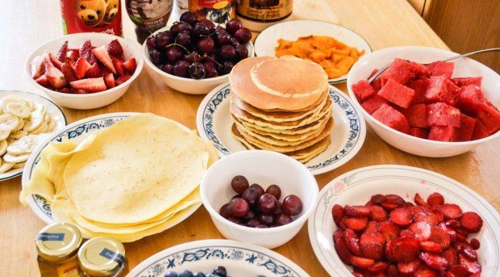 گالری عکس صبحانه (۲)