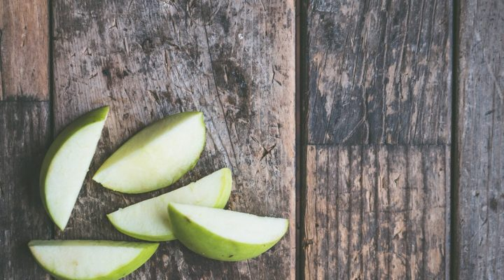 گالری عکس سیب سبز