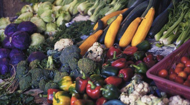 گالری عکس بازار سبزیجات