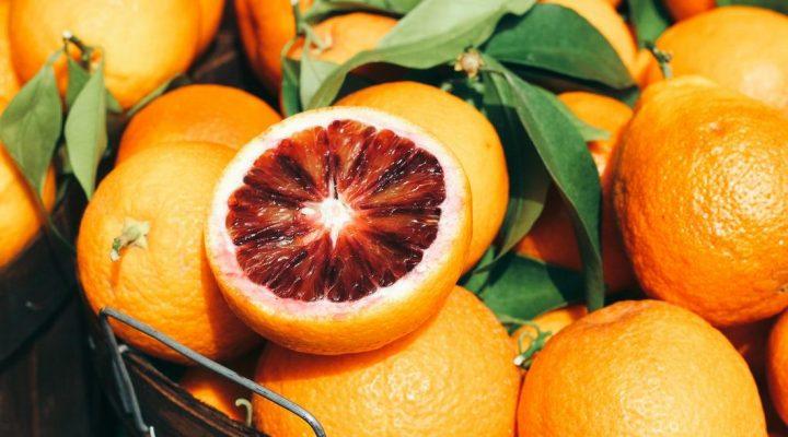 گالری عکس پرتقال خونی