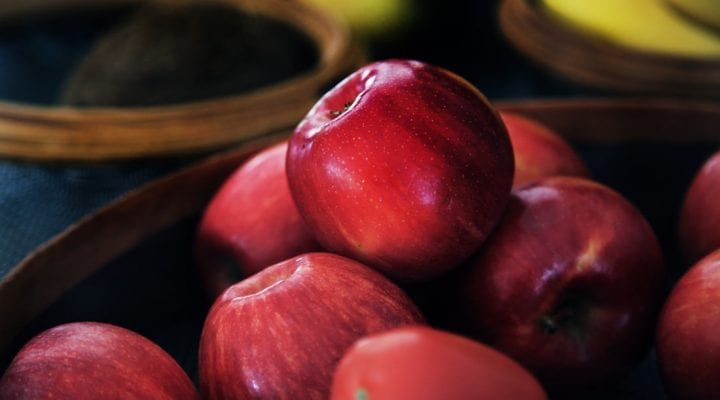 گالری عکس سیب سرخ