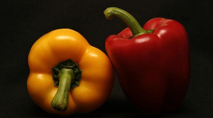 فلفل دلمه ای، کم کالری ترین سبزی!